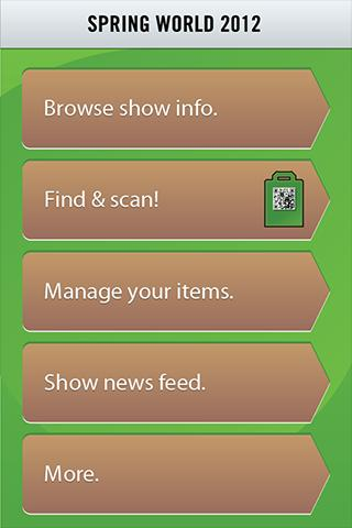 【免費商業App】Spring World 2012-APP點子