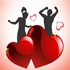 اختبار الحب icon