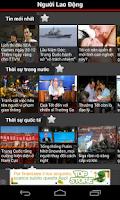 Screenshot of Tin Nóng - Tin Tức Việt Nam
