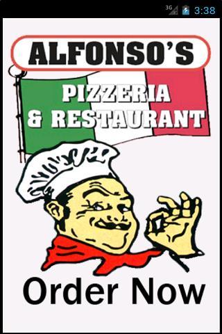 Alfonso's Pizzeria