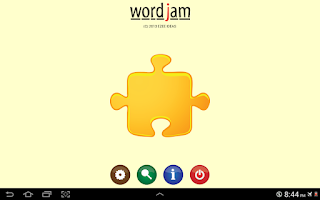 Screenshot of Word Jam