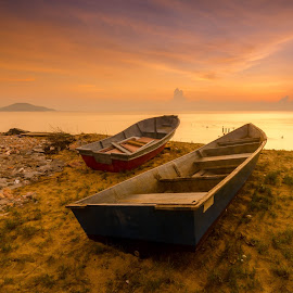 by Shaharudin Hanifah - Transportation Boats