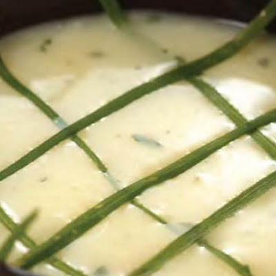 Spring Onion & Potato Soup