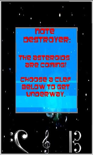 Note Destroyer