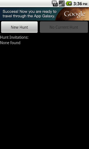 Droid Scavenger Hunt