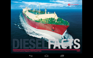 Screenshot of DieselFacts