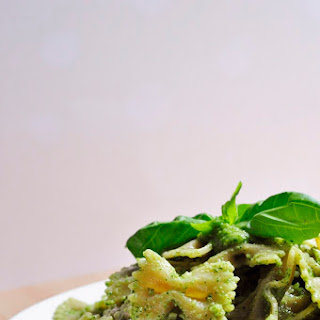 Basil Cilantro Pasta Recipes