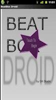 Screenshot of BeatBox Droid Drum Kit 2 Free