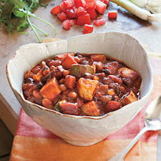 Big-Batch Veggie Chili