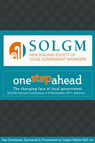 SOLGM 2011 Conference