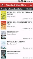 Screenshot of Android Book Club (ABC)