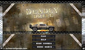 Screenshot of Deadly  Drive Free