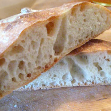 Italian Bread Baking