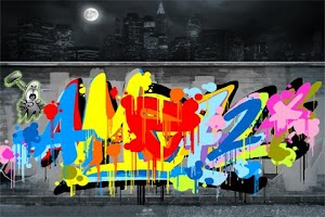 Screenshot of iTag Graffiti 5