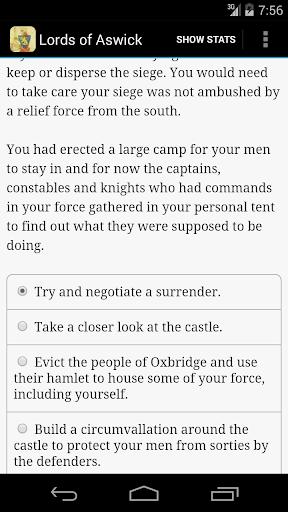 Lords of Aswick - screenshot