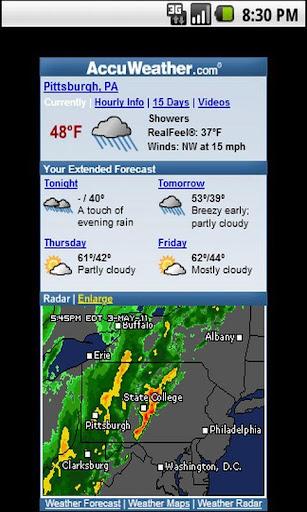 Pittsburgh Weather