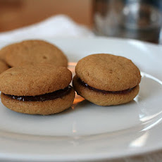 Peanut Butter Cookies (and jelly)