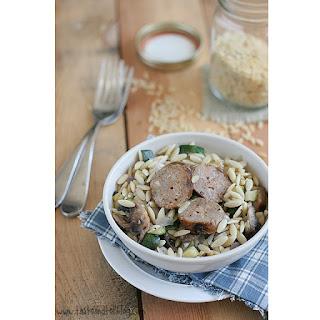 Sausage Zucchini Mushroom Pasta Recipes