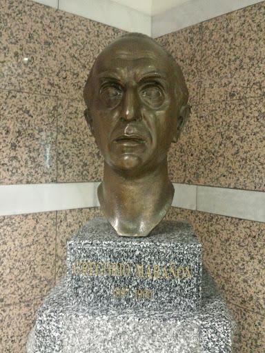Busto del Dr. Gregorio Marañón
