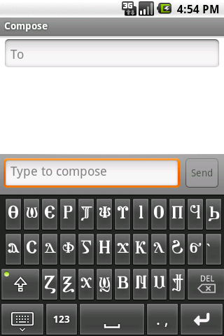 【免費工具App】Coptic Keyboard-APP點子
