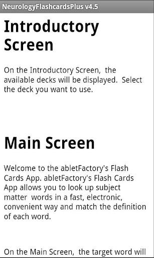 【免費醫療App】Neurology Flashcards-APP點子