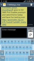 Screenshot of MANLAJU Smart Keyboard Skin