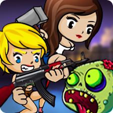 Pretty Girls VS Zombies HD