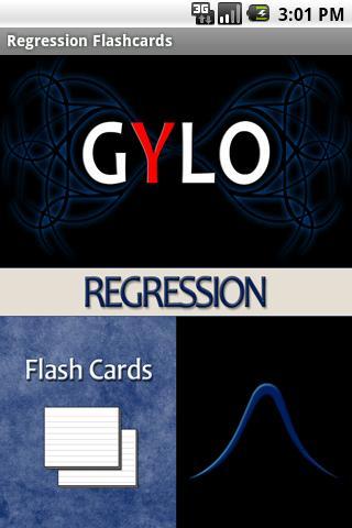 Regression Flashcards