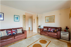 Splendid river-view two bedroom flat in Seacon Towers