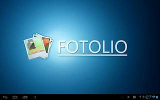Screenshot of Fotolio