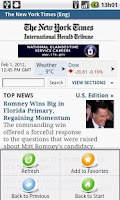 Screenshot of World NeWs 4 All Pro