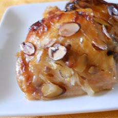 Honey Almond Chicken