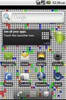 Screenshot of Game Of Life Live Wallpaper