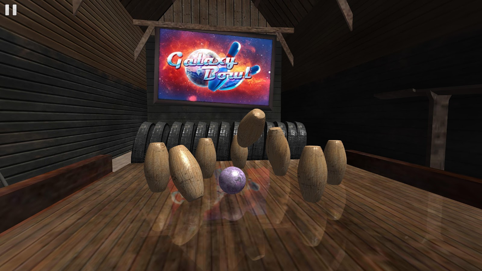 Galaxy Bowling ™ 3D Screenshot 6