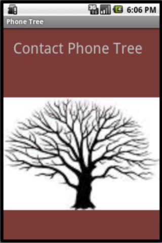 Contact Phone Tree 15