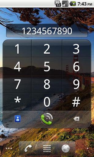 Impact Dialer Widget