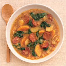 Sweet Potato and Sausage Soup
