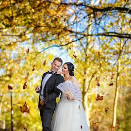 wedding by Dejan Nikolic Fotograf Krusevac - Wedding Bride & Groom ( kraljevo, vencanje, novi sad, jagodina, fotografia, svadba, kragujevac, vrnjacka baanja, subotica, fotograf )