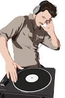 Screenshot of DJ Party Mixer MP3 Player