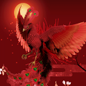 Red Suzaku icon