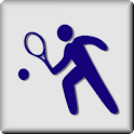 Tennis PRO Real Tracker icon