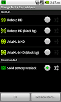 Screenshot of BN Pro Solid Battery-Black