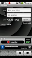 Screenshot of Livo Recorder Lite