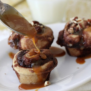 "Caramel Turtle Sugar ""Brookies"""