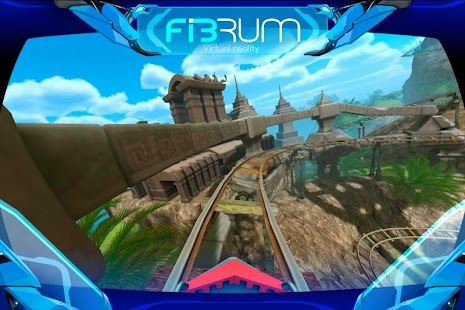 Roller Coaster VR apk screenshot
