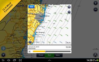 Screenshot of Boating Europe HD