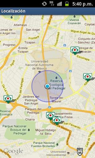 Banco Azteca Localización