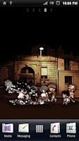 Screenshot of Zombie Fight Live Wallpaper