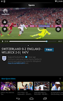 Screenshot of Vodio: Watch Videos, TV & News