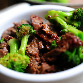 Jaden's Beef with Broccoli